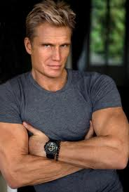 i have always had a crush on dolph lundgren.  maybe he would volunteer to be my bodyguard!  so if you're facebook friends with mr. dreamy lundgren, have him get in touch.  like really in touch with me!