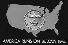 in 1941, the watch company bulova paid $9 to air a commercial just before a brooklyn dodgers philadelphia phillies baseball game.  the ad was nothing more than this picture with some voice over.