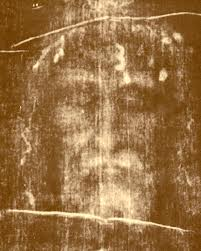 the shroud of turin is a piece of linen kept at that italian town's cathedral of saint john the baptist.  it bears the image of a man who has injuries consistent with being crucified.  some people think it was the burial shroud of jesus.  the shroud of pessimism is when everybody thinks you've got nails in your hands and feet and you're dying in between two thieves.