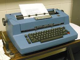 ripping a page out and starting over was a frustration.  a thousand sheet ream of paper might yield only a twenty page short story.  think about how often you hit the backspace key.
