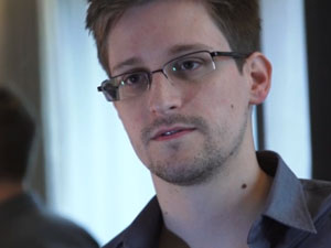 "edward snowden, a 29 year old cia consultant, fled to hong kong with documents that outline the extent of our government's trampling of our privacy.  as he says  ""I'm willing to sacrifice all of that because I can't in good conscience allow the US government to destroy privacy, internet freedom and basic liberties for people around the world with this massive surveillance machine they're secretly building.""  he is quite aware that he has forfeited his freedom, the option to ever return home and quite possibly his life."