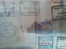 in 2011, i made a new year's resolution  to spend facetime with every one of my then 325 facebook friend within the calendar year.  it was an adventure and in one 17 day period, i circumnavigated the globe and visited friends in 11 countries.  my passport is a mess.